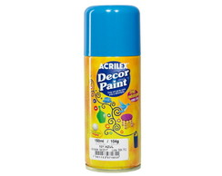 Tinta em Spray Decor Paint - 0521 Azul