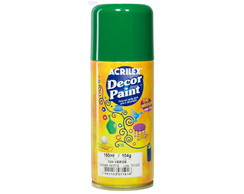 Tinta em Spray Decor Paint - 0524 Verde