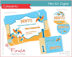 Mini Kit Digital Catavento