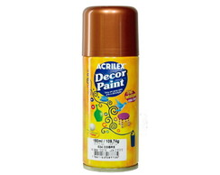 Tinta em Spray Decor Paint - 0534 Cobre