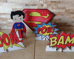 DISPLAY SUPER MAN CUTE