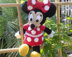 Amigurumi Minnie