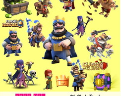 Kit Digital Clash Royale