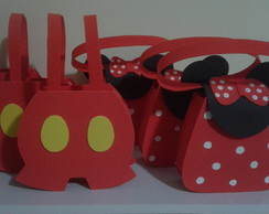 Mochila de eva Mickey Minnie