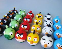 Personagens Angry Birds