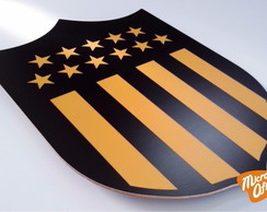 Quadro Decor Placa Peñarol MDF 3mm