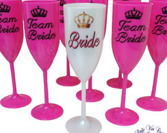 Taça Team Bride Pink