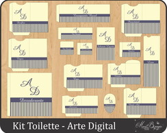 Kit Toilette Casamento - Digital