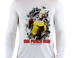 Camiseta One Punch Man Saitama