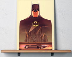 Quadro Decorativo 30x40 Batman