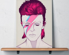 Quadro Decorativo 30x40 David Bowie