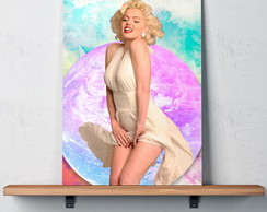 Quadro Decorativo 30x40 Marilyn Monroe