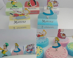 Kit 50 itens Papelaria Personalizada