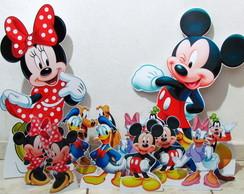 Display de Pvc 25cm Mickey