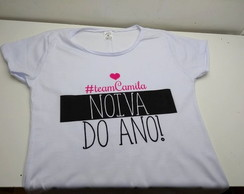 Camiseta Noiva do Ano