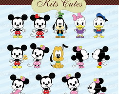 Kit Digital Disney Cutes 01