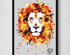 Quadro Lion Of Judah