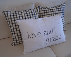 "Kit 03 Capas""love and grace"" 60x40/50x50"