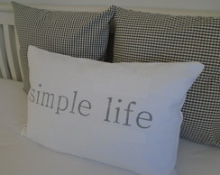 "Kit 03 Capas ""simple life"" 60x40 /50x50"
