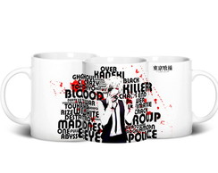 Caneca Tokyo Ghoul