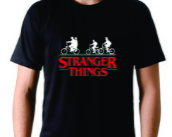 Camisa Stranger Things