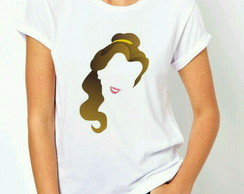 Camiseta princesa Bella