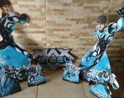Display Max steel