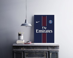 "Placa decorativa ""PSG"""