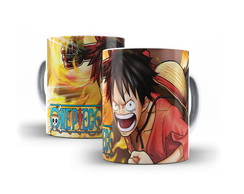 Caneca One Piece Luffy