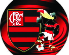 TAG'S REDONDO - TIME FLAMENGO