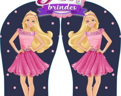 Chinelo Barbie
