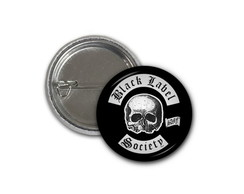 Botton Black Label Society- 2,5cm