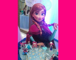 Display Busto Toten Frozen Ana