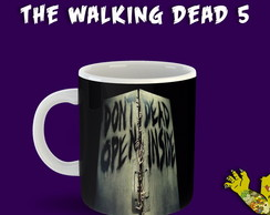 Caneca The Walking Dead 5