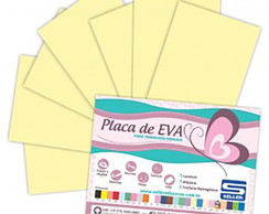 Placa de Eva Seller Liso 40 x 48 X 1,5mm