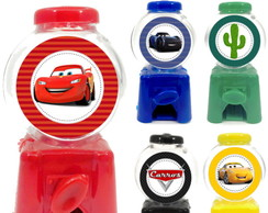 Mini Candy Machine - Carros 3
