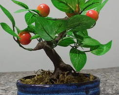 Bonsai Fruta L artificial