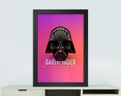 Quadro star wars darth vader