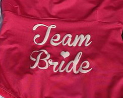Body Búzios Rosa Team Bride