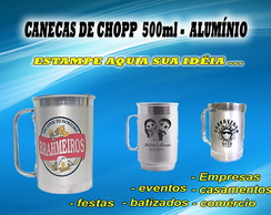 Canecas de Chopp - 500ml