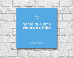 Placa Decorativa Frases