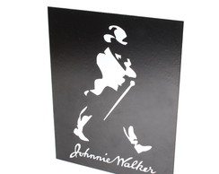 Placa Decorativa Gift Johnnie Walker