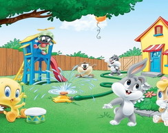 PAINEL BABY LOONEY TUNES (1)FRETE GRÁTIS