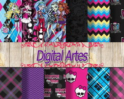 Kit Digital MonsterHigh