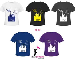 Camiseta Disney - Family Trip