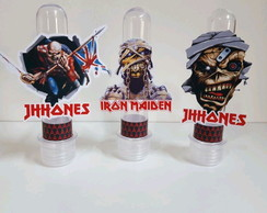 Tubete Rock Iron Maiden