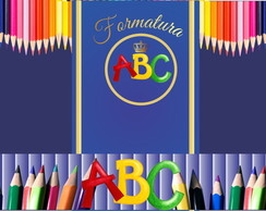 Painel Formatura ABC 3