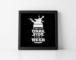 Come to the dark side of the beer!