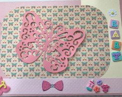 Álbum Scrapbook Baby Girl