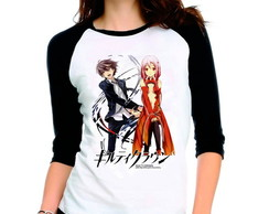 Camiseta Anime Guilty Crown 3/4